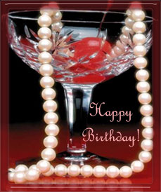 pearls for your birthday