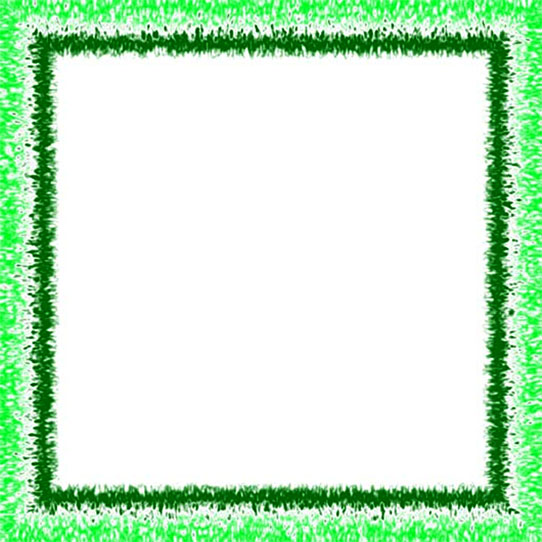 green layer border