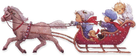 pony and sleigh