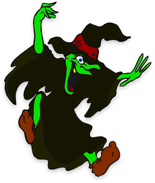 animated halloween clipart - photo #34