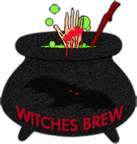 black caldron witches brew