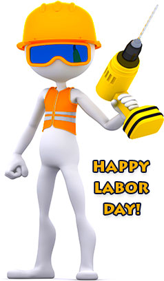 Happy Labor Day power tool
