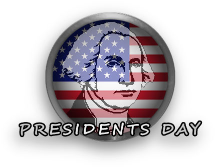 Presidents Day with George Washington